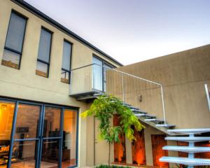outdoor balustrade staircase perth