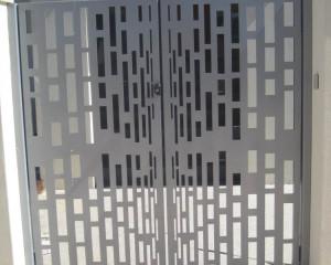 Aluminium Gate – Sorrento
