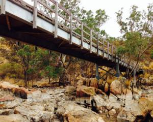 Bells Rapid Bridge – Brigadoon