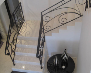 Balustrade in Karrinyup Home