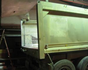 Aluminium Repairs on Truck