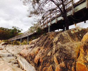 Bells Rapid Bridge Perth