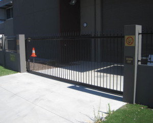 Commercial Wrought Iron Fencing Perth