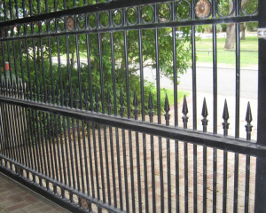 Custom Wrought Iron Gates Perth